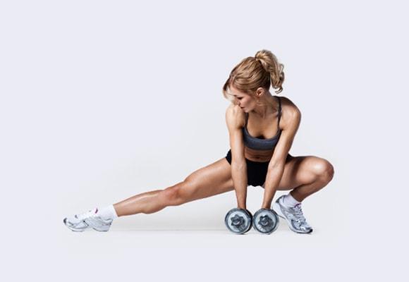 Силовая тренировка (Body Fit)