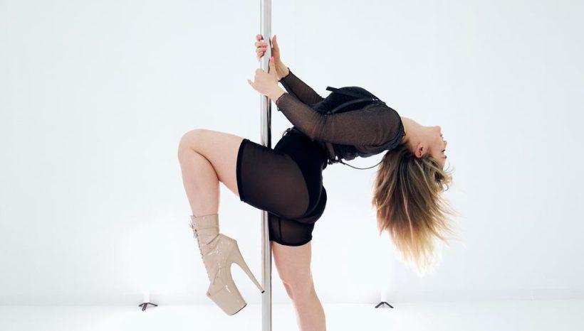 Курсовая программа «Exotic Pole Dance для начинающих»